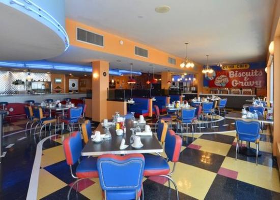 Amarillo Inn & Suites: restaurant