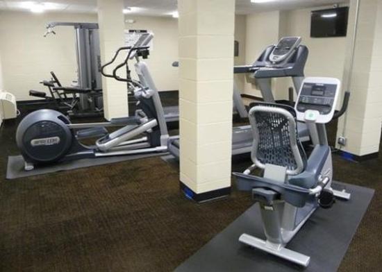 Livonia, LA: Health club