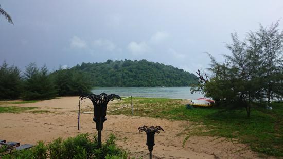 Anantara Layan PhuketResort : вид от бассейна