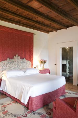 La Posta Vecchia Hotel: Red Senior Suite