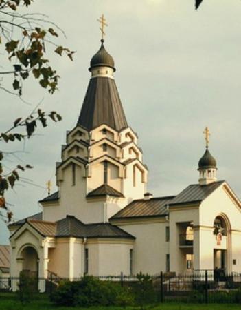 Церковь святого великомученика георгия победоносца санкт петербург