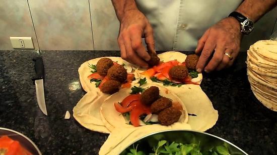 The Original Falafel M Sahyoun