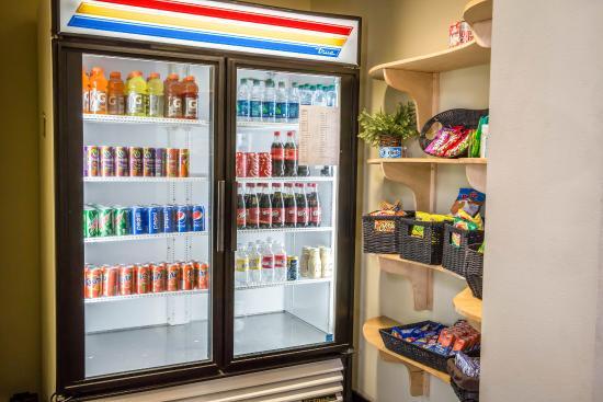 Comfort Suites New Bern: NCSnackroom