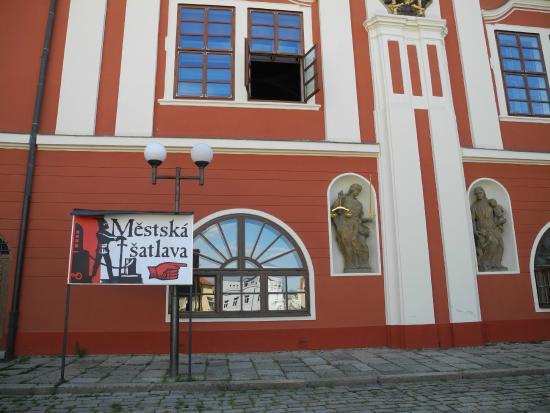 Muzeum Vysociny & Zamek Pelhrimov