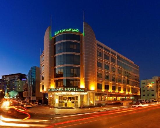 Landmark hotel riqqa dubai united arab emirates may for Best value hotels in dubai