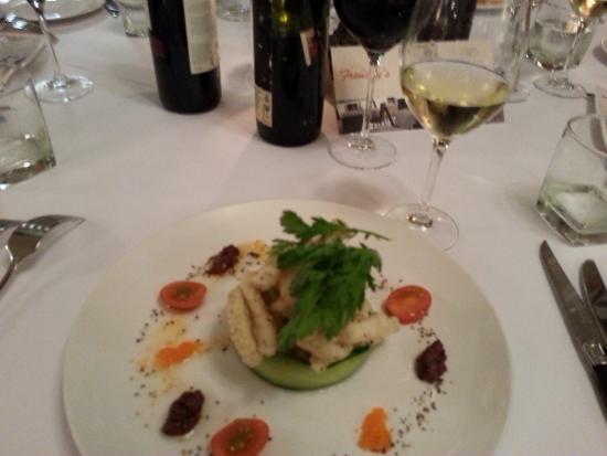 Frenchy's Bistro: Salt & pepper calamari