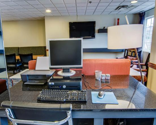 Quality Inn and Suites Bristol: VABUSINESSCENTER