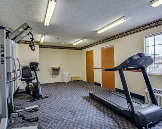 Quality Inn and Suites Bristol: VAFITNESSCNTR