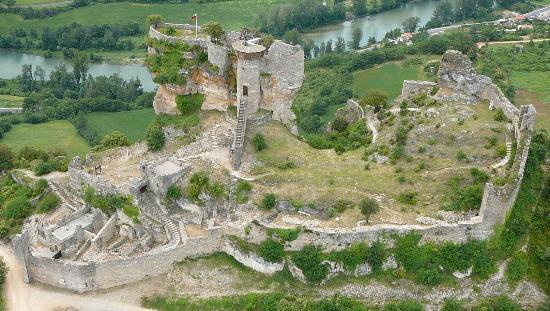 Riviere-sur-Tarn, Francia: Vue générale