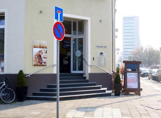 Cafe Alte Post Neubrandenburg Restaurant Bewertungen