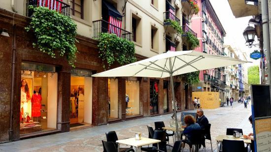 Old town - Foto van Casco Viejo, Bilbao - TripAdvisor