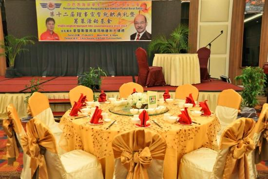 Likas Square Apartment Hotel: VIP table