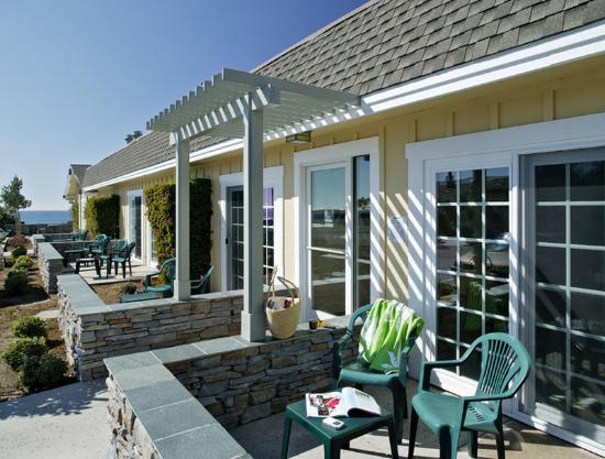 Fireside Inn On Moonstone Beach Cambria Ca United States