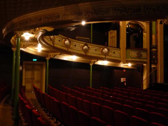 Theatre Royal: Lower level seating