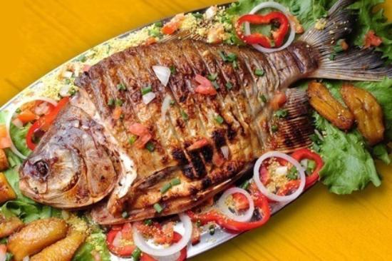 Pampa Churrascaria: sea food