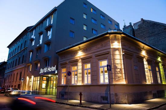 Bo18 Hotel Superior: Exterior
