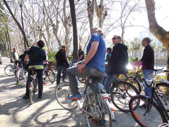 Bike Tours Malaga We Bike Malaga: City Bike Tour