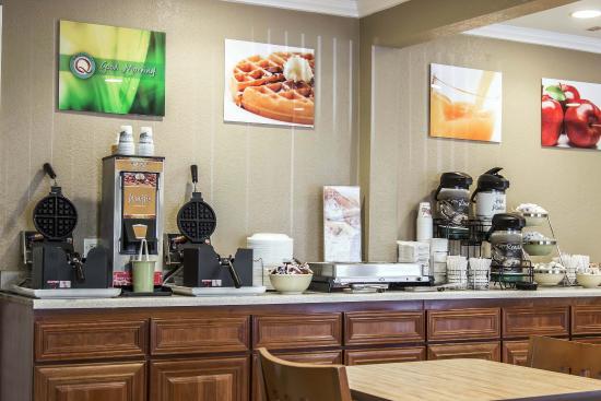 Quality Inn: Ca Bkfast