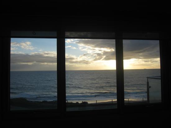 Bunbury Seaview Apartments: Views from inside the apartment