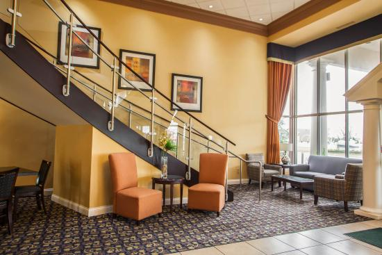 Quality Inn & Suites: Il Lobby