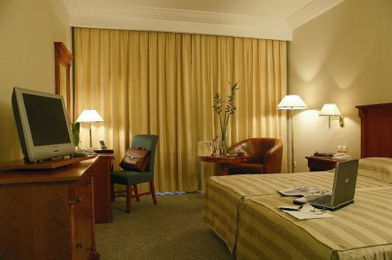 Hotel Les Berges Du Lac- Concorde : Standard Room