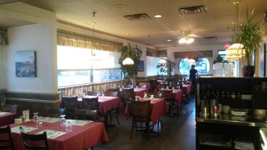 Odyssia Steak House: General view