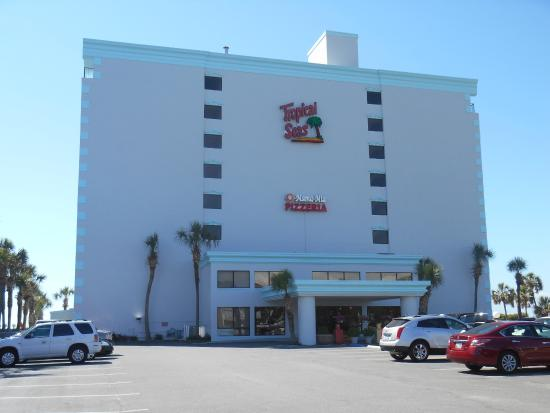 Photo of Tropical Seas Hotel Myrtle Beach