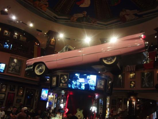 Hard Rock Cafe Orlando Free Parking