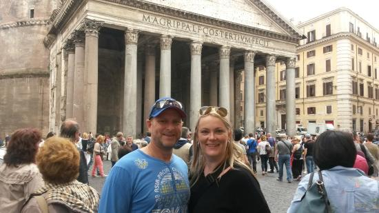 Walking Tours of Rome with Lara - Private Guided Tours : Pantheon