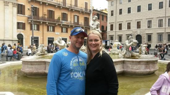 Walking Tours of Rome with Lara - Private Guided Tours : Piazza Navona