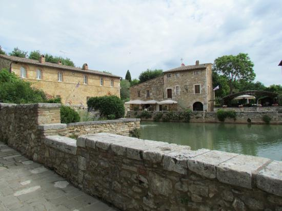 Stupendo picture of terme bagno vignoni san quirico d - Bagni vignone terme ...