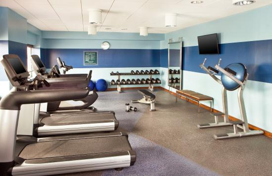 Four Points by Sheraton Scranton: 24 Hour Fitness Center