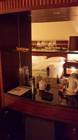 Tianbao International Hotel: room of the hotel  other side