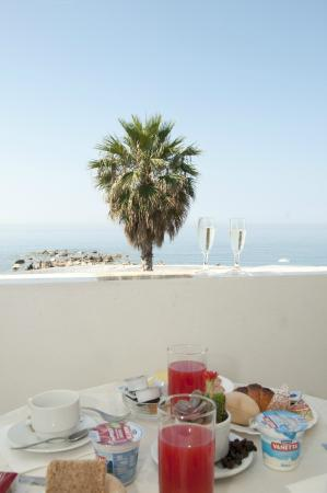 Suitehotel Residence Kaly : BALCONE FRONTE MARE
