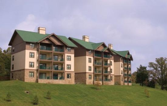 Wyndham Smoky Mountains: Exterior