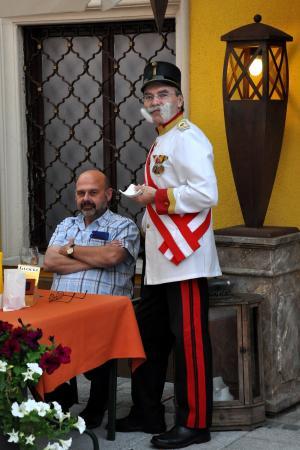 K.u.K. Restaurant Zum Kaiser Franz Joseph : stop