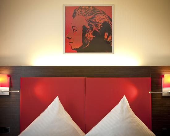 Best Western Plus Amedia Graz: Guest Room