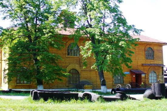 Verkhnyaya Sinyachikha Local Lore Museum