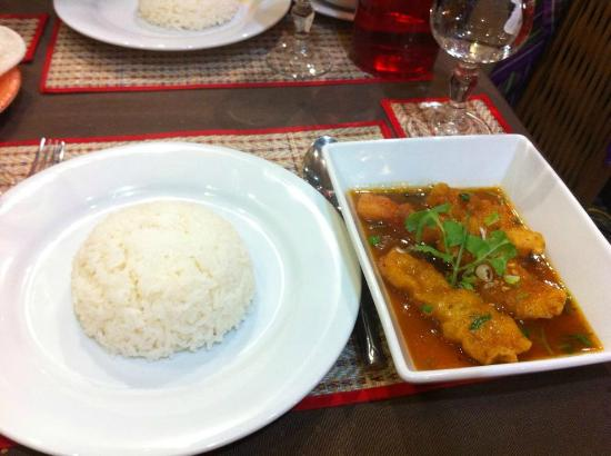 Restaurant Narai Thai Toulouse