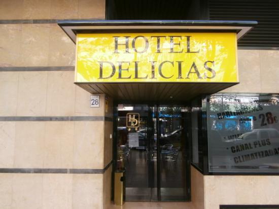 Hotel Delicias