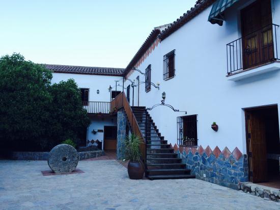 Hotel Molino Cuatro Paradas: El hotel