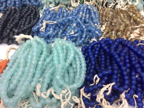 Big Bodom Beads Made In Ghana Picture Of Sun Trade Beads Accra Tripadvisor