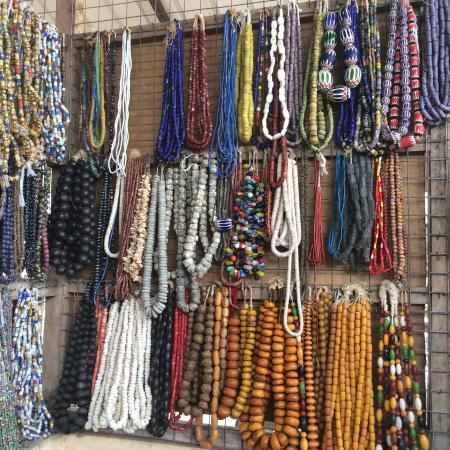 Strings Of African Beads Picture Of Sun Trade Beads Accra Tripadvisor