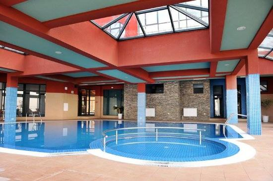 Park & Spa Hotel Markovo: Indoor Pool