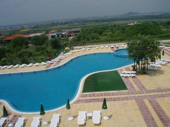Park & Spa Hotel Markovo: Outside Pool