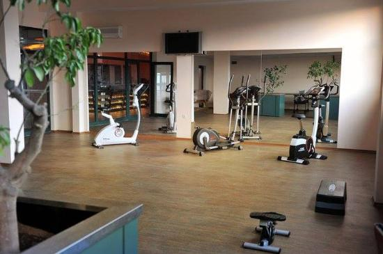 Exotic Park & Spa Hotel: Fitness room