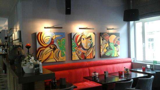 Cocktail picture of hotel verviers van der valk restaurant