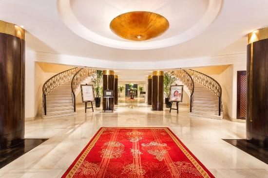 The Claridges New Delhi: Reception