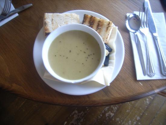 Beachley, UK: Heerlijke verse maaltijden