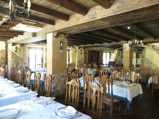 Penaranda de Duero, Spanyol: Comedor